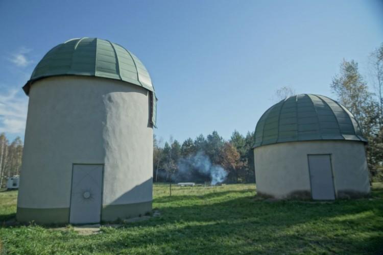 Otwarcie Obserwatorium Astronomicznego w Rzepienniku Biskupim