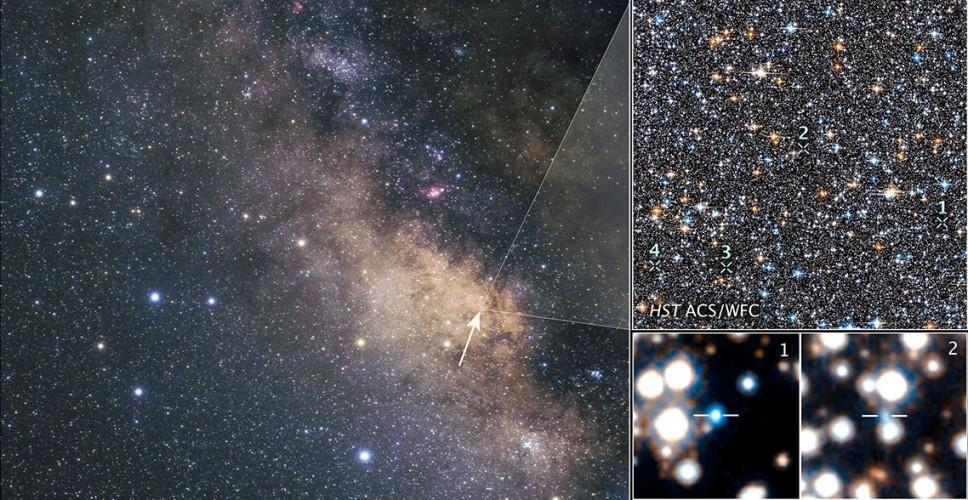 Hubble odkrywa, że gwiazdy zgrubienia centralnego galaktyki mogą być starsze od gwiazd dysku