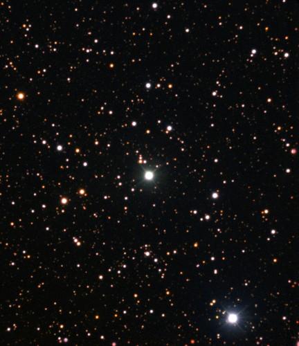 Gwiezdny olbrzym bogaty w lit