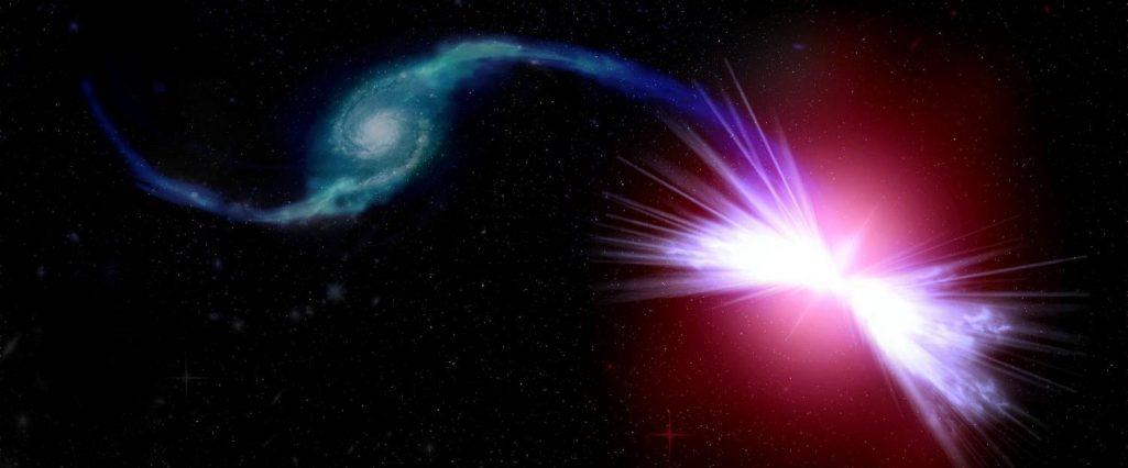 Supermasywne czarne dziury mogą zatrzymywać powstawanie nowych gwiazd