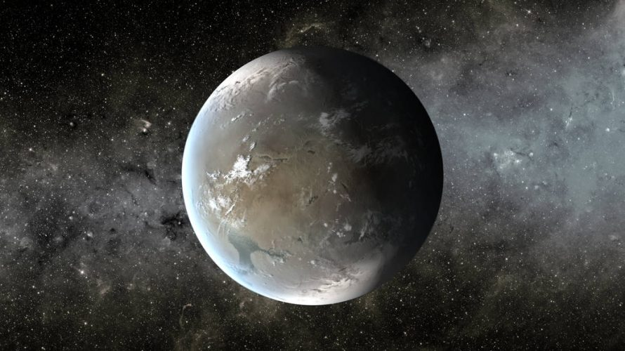 Kepler-62f - czyżby posiadała życie?