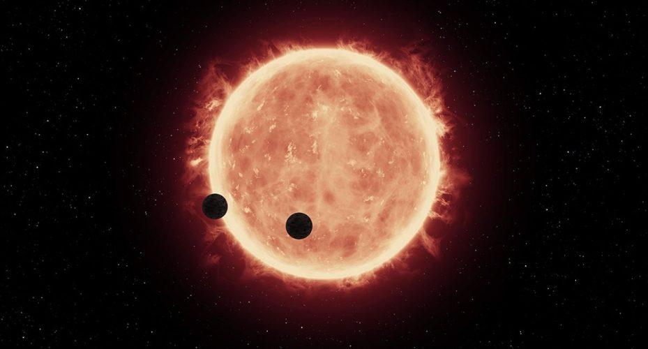 Astronomowie zbadali atmosferę egzoplanety rozmiarów Ziemi