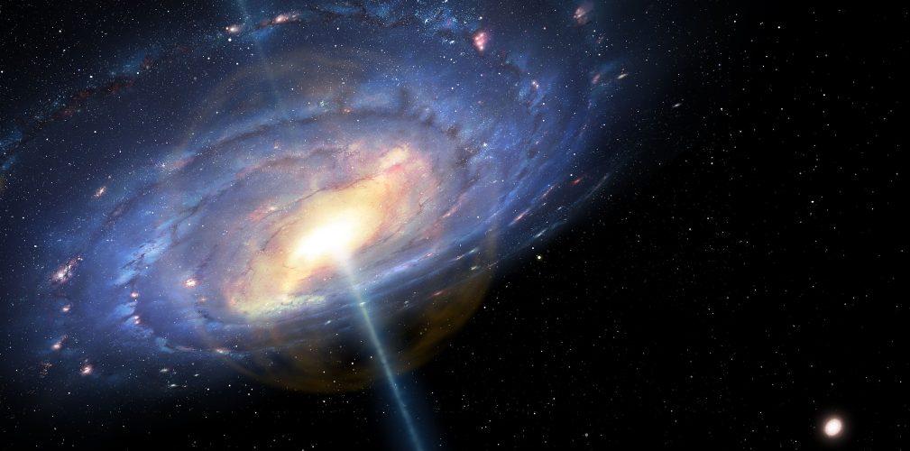 XMM-Newton ujawnia wybuchową przeszłość Drogi Mlecznej