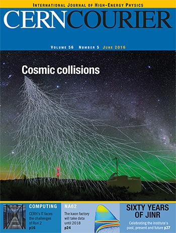 Start projektu CREDO i jego możliwe implikacje dla rozwoju astrofizyki