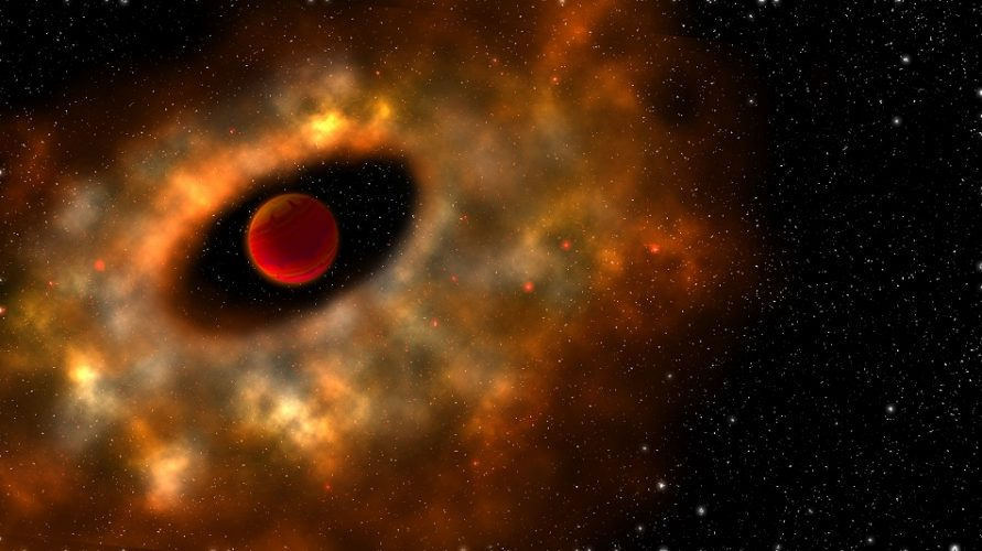 Mało masywne obiekty mogą pomóc udoskonalić teorię planetarnej ewolucji