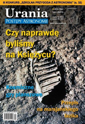 Urania 6/2016 i prenumerata