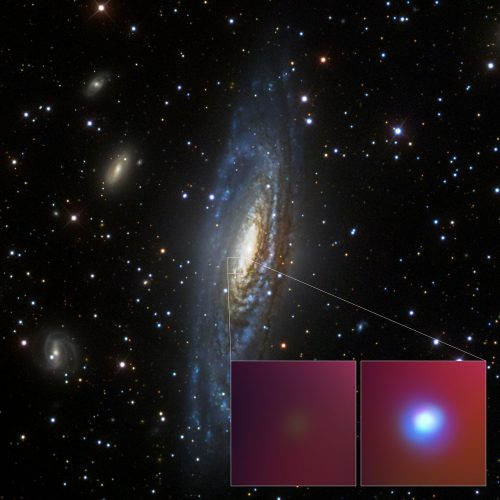 NuSTAR odkrywa nowe wskazówki dotyczące supernowej-kameleona