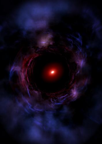 Starożytna martwa galaktyka ustanawia nowy rekord