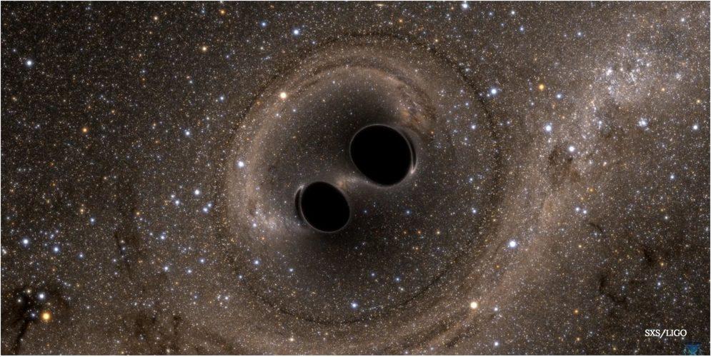 Tajemnica, w jaki sposób czarne dziury łączą się i zderzają, zaczyna się wyjaśniać