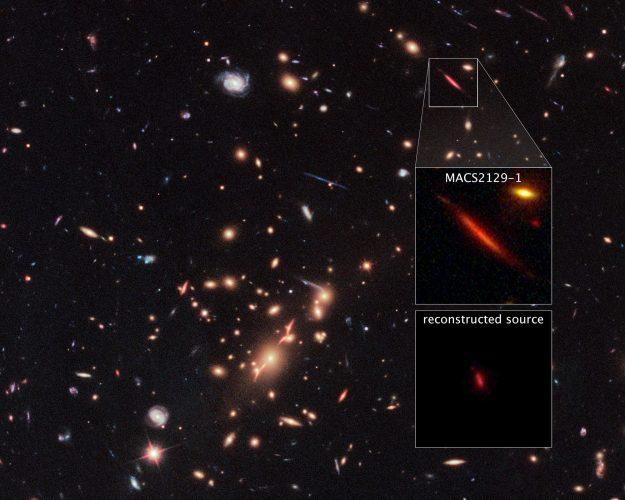 Hubble fotografuje masywną martwą galaktykę, która rzuca wyzwanie teorii ewolucji galaktyk