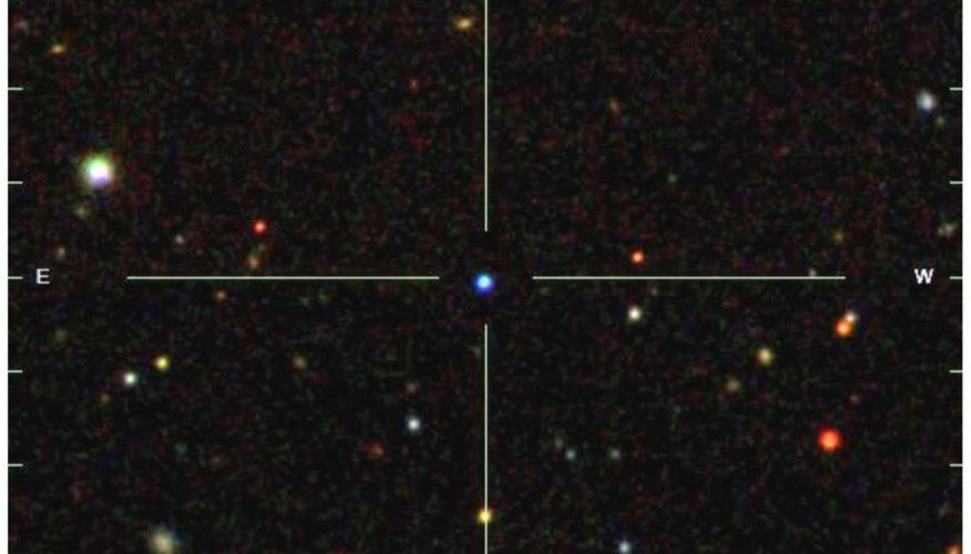 Zaskakująca para gwiazd - biały i brązowy karzeł