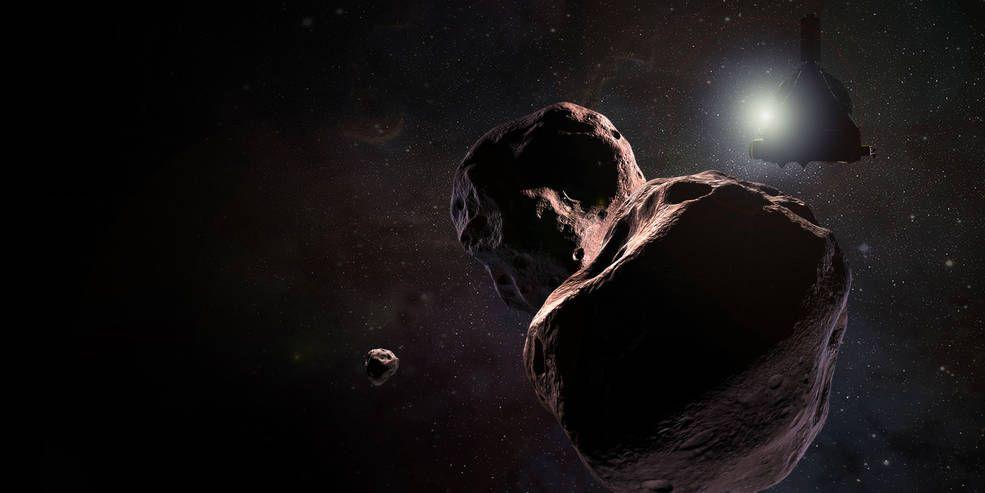 Czy następny cel New Horizons ma księżyc?