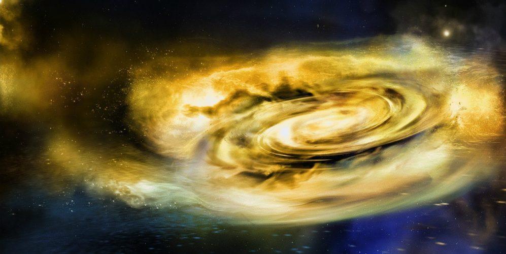 Naukowcy odkrywają silne wiatry na zewnątrz czarnych dziur