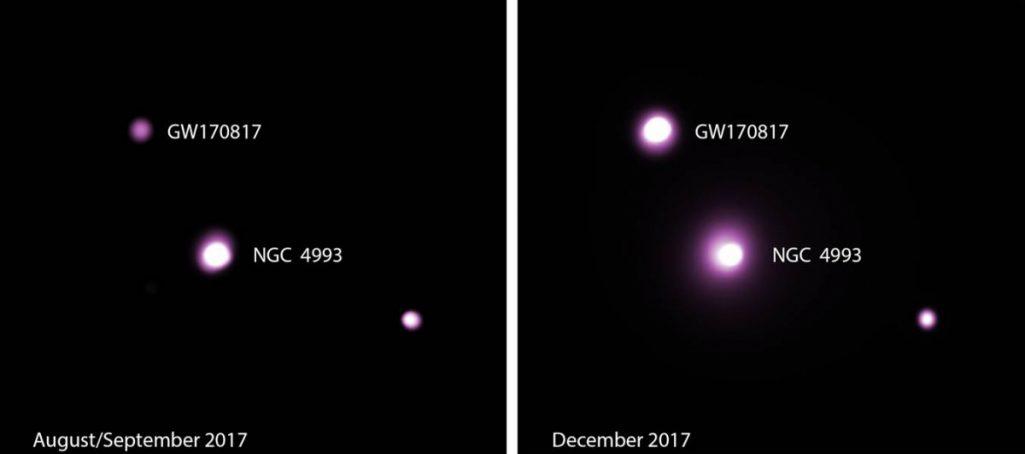 Łączenie się gwiazd neutronowych skutkuje nowymi niewiadomymi dla astrofizyków