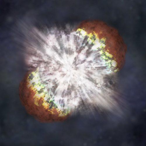 Astronomowie ujawniają sekrety najodleglejszej supernowej kiedykolwiek wykrytej