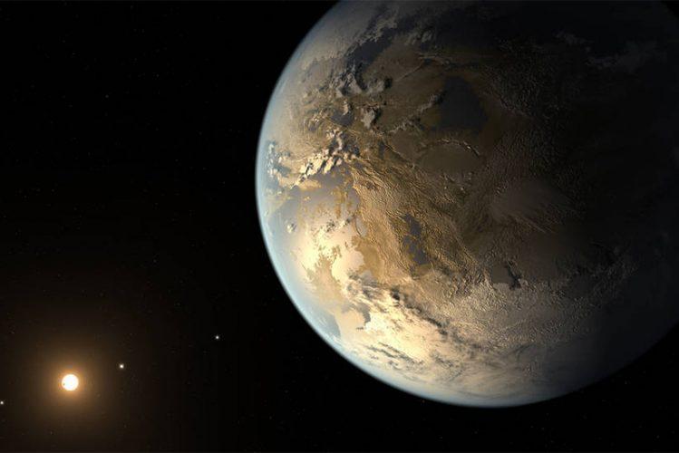 Naładowany tlen w jonosferze egzoplanety może być wskaźnikiem życia