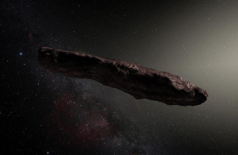 'Oumuamua prawdopodobnie przybyła z układu podwójnego gwiazd