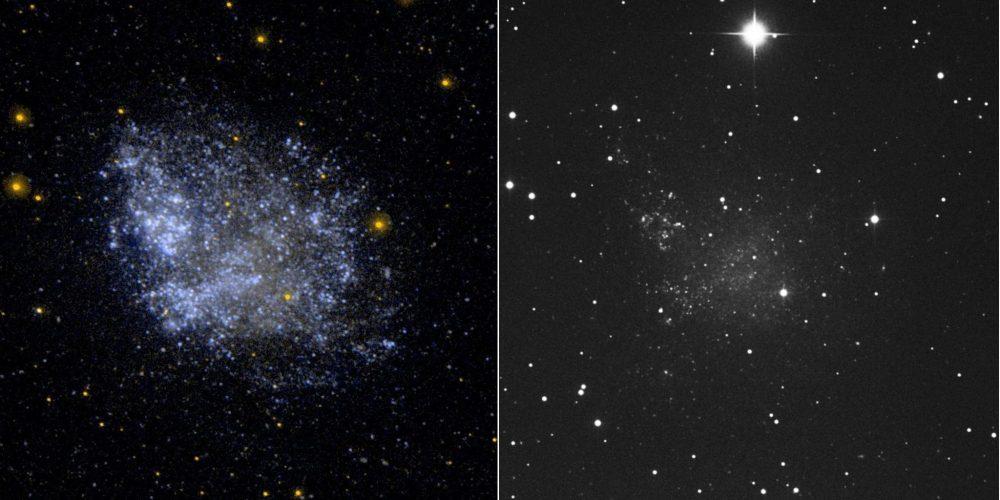 Czy ciemna materia jest wykonana z pierwotnych czarnych dziur?