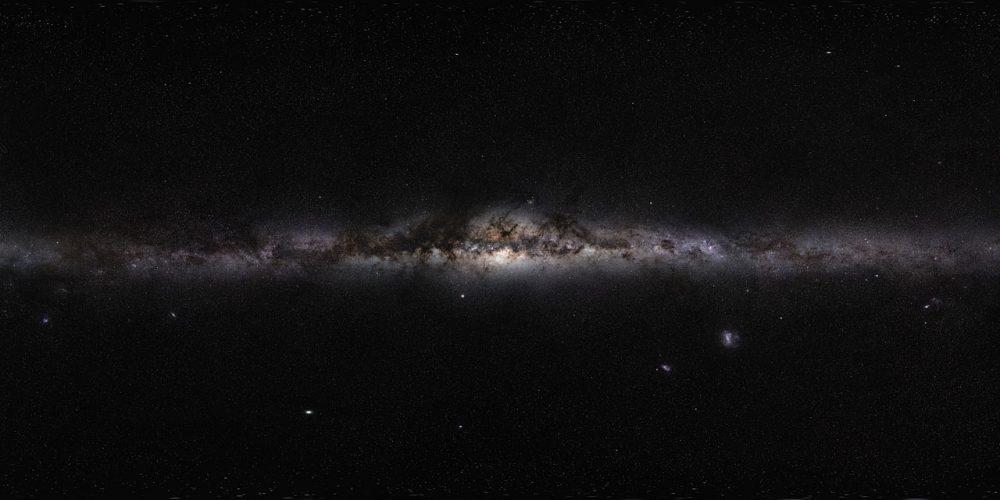 Ujawniając tajemnice Drogi Mlecznej