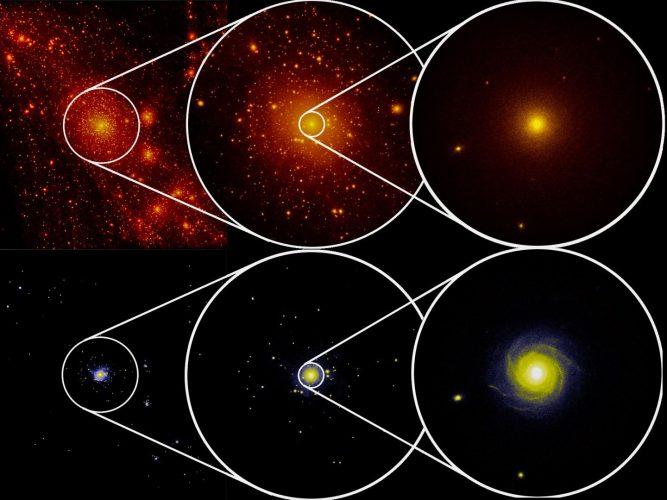 Test galaktyczny, który wyjaśni istnienie ciemnej materii