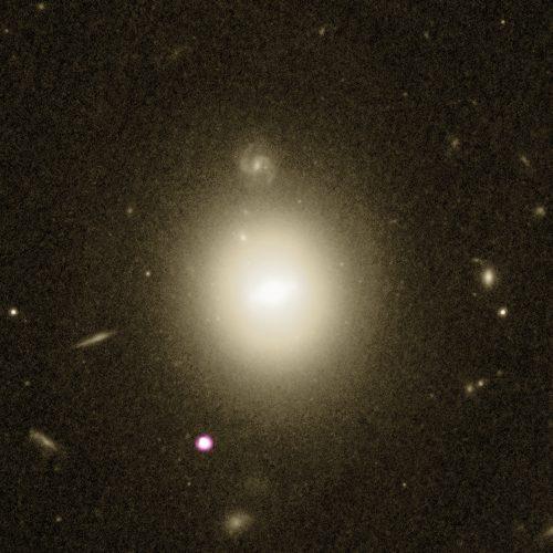 Odkryto gwiazdę rozrywaną przez rzadki rodzaj czarnej dziury