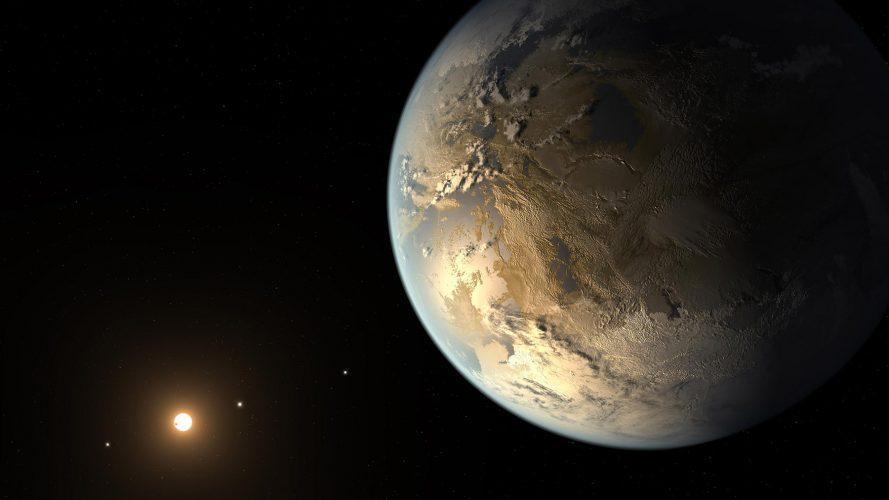 Egzoplanety podobne do Ziemi rzeczywiście są do niej podobne