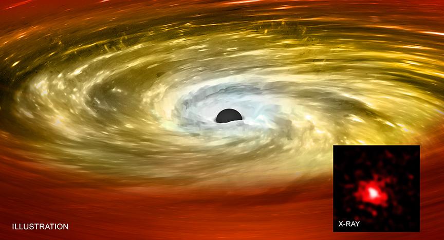 """""""Czerwone bryłki"""" galaktycznym złotem dla astronomów"""