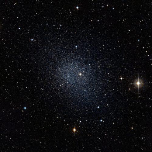 Energetyczne młode galaktyki karłowate, które nas otaczają