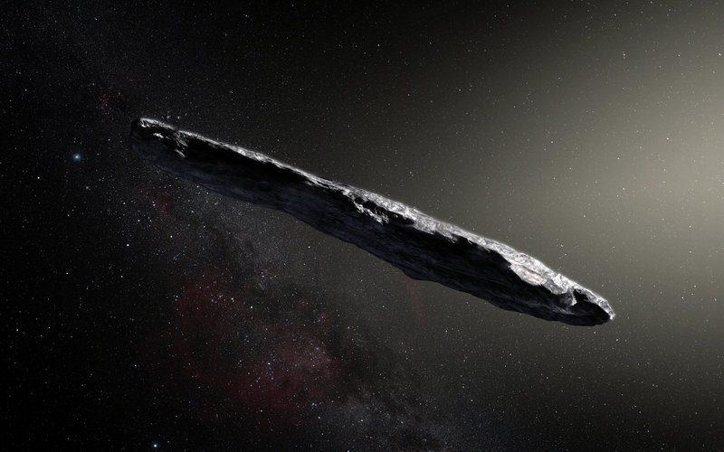 Śledząc międzygwiezdny obiekt 'Oumuamua do jego domu