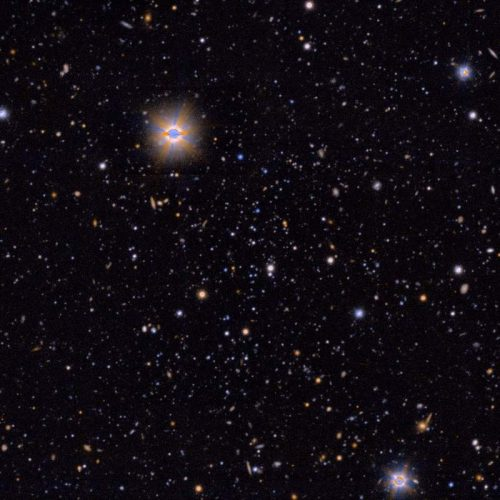 Czworo nowych sąsiadów Drogi Mlecznej