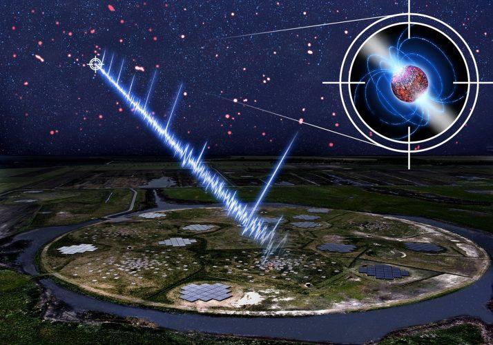 Najwolniejszy znany pulsar odkryty przez doktorantkę