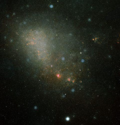 Astronomowie potwierdzają kolizję pomiędzy Obłokami Magellana