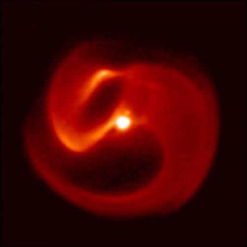 Gwiazda w Drodze Mlecznej grozi rzadkim rozbłyskiem gamma
