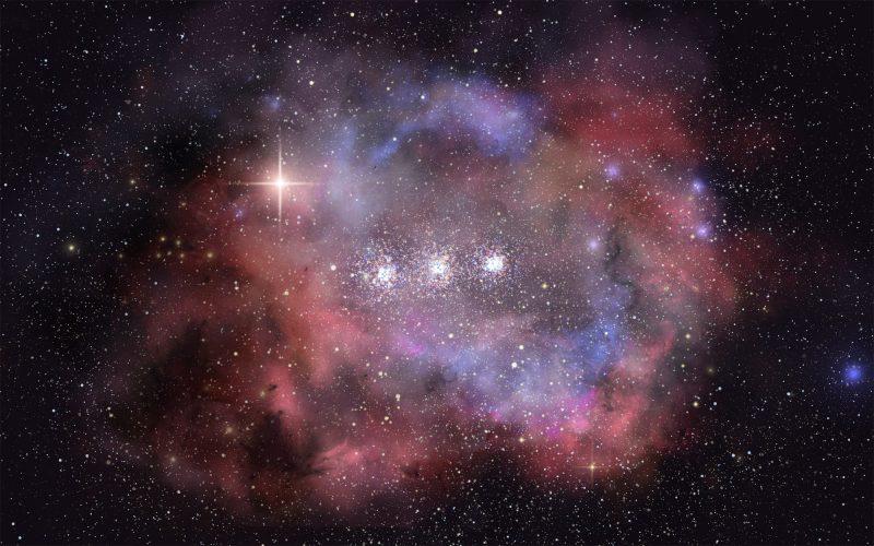 Sygnał radiowy z pyłu międzygwiezdnego odległej galaktyki