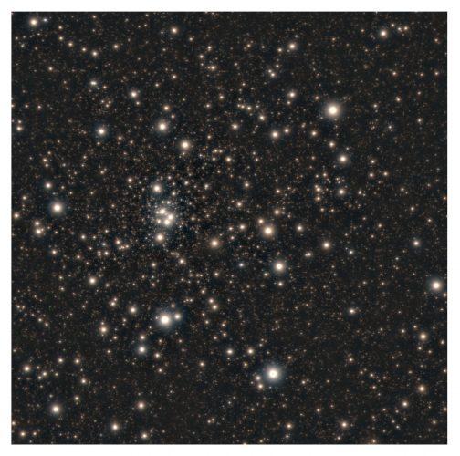 Wyjątkowo ostre obrazy starych gwiazd
