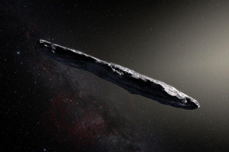 Pierwszy znany międzygwiezdny meteor mógł trafić w Ziemię w 2014 roku