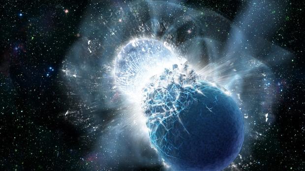 LIGO i Virgo wykryły fale grawitacyjne z kolejnego zderzenia gwiazd neutronowych