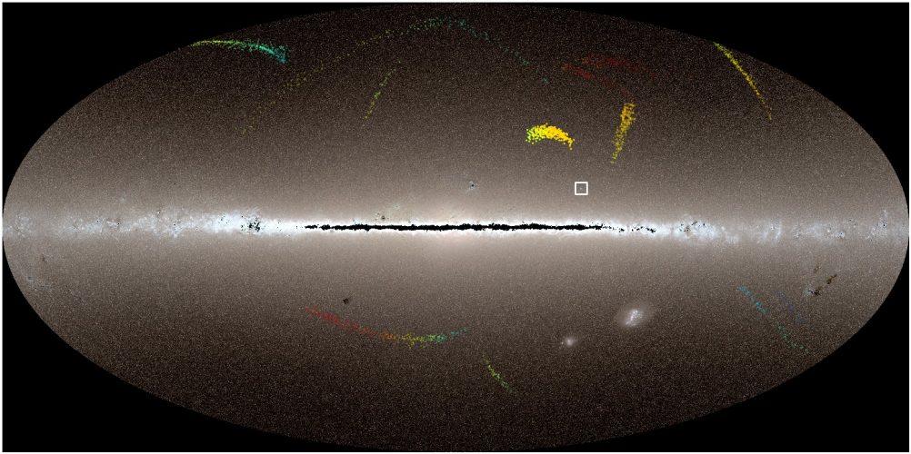 Utracone gwiazdy Omega Centauri