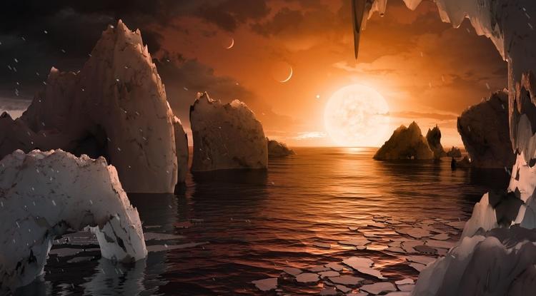 Wpływ wysokoenergetycznych cząstek i przypływów na życie pozaziemskie