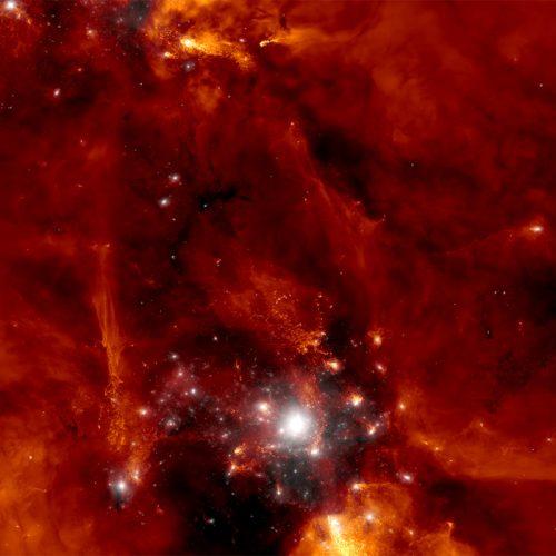 Pierwsze supermasywne czarne dziury we Wszechświecie