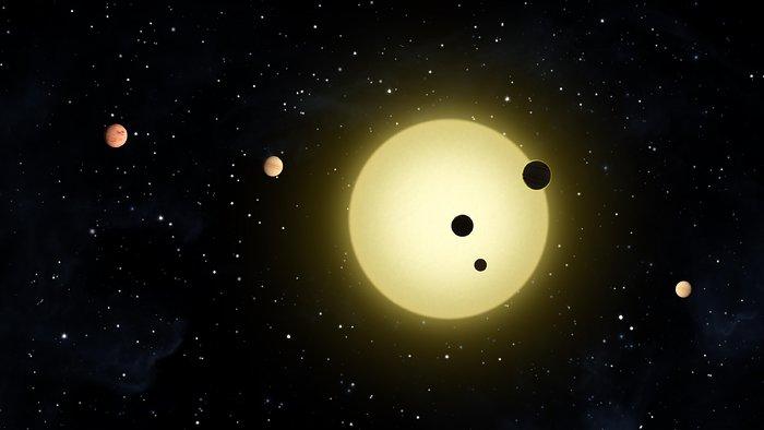 Obecność planet olbrzymów wokół gwiazd podobnych do Słońca jest rzadkością