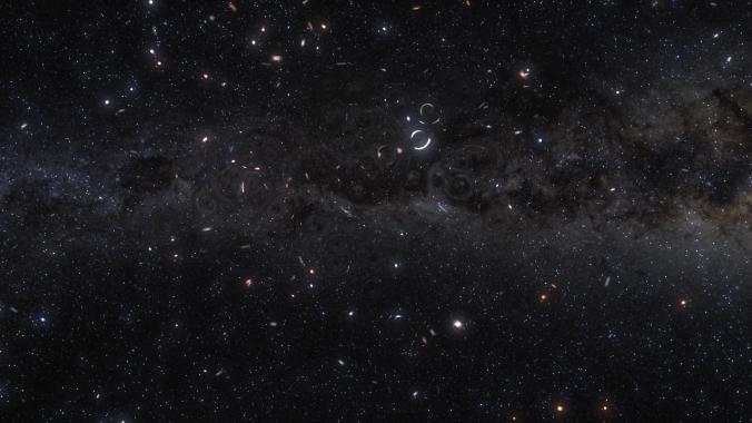 Odkrywanie zagadki masy czarnej dziury