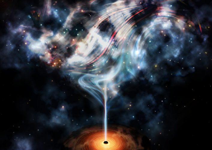 Pogoda w gromadach galaktyk może mieć wpływ na brak chłodzenia gazu potrzebnego do formowania gwiazd