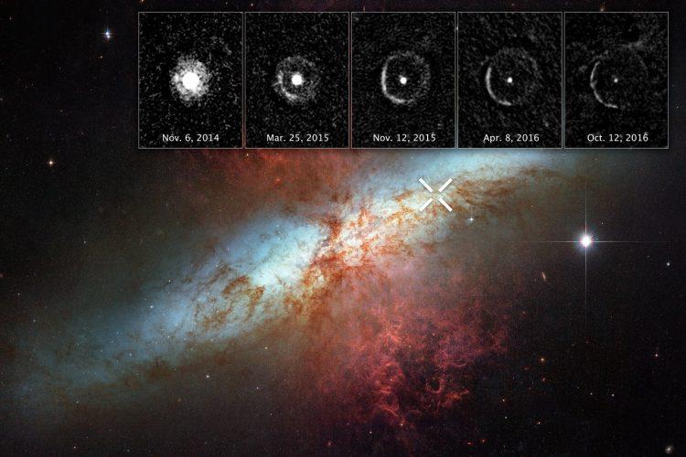 Nowe badanie rzuca światło na warunki, które powodują eksplozje supernowych