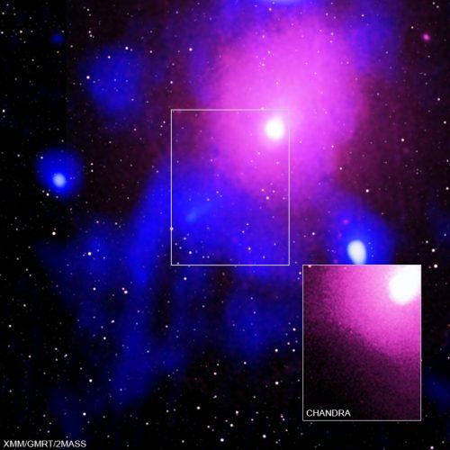 Wykryto największą eksplozję w historii Wszechświata