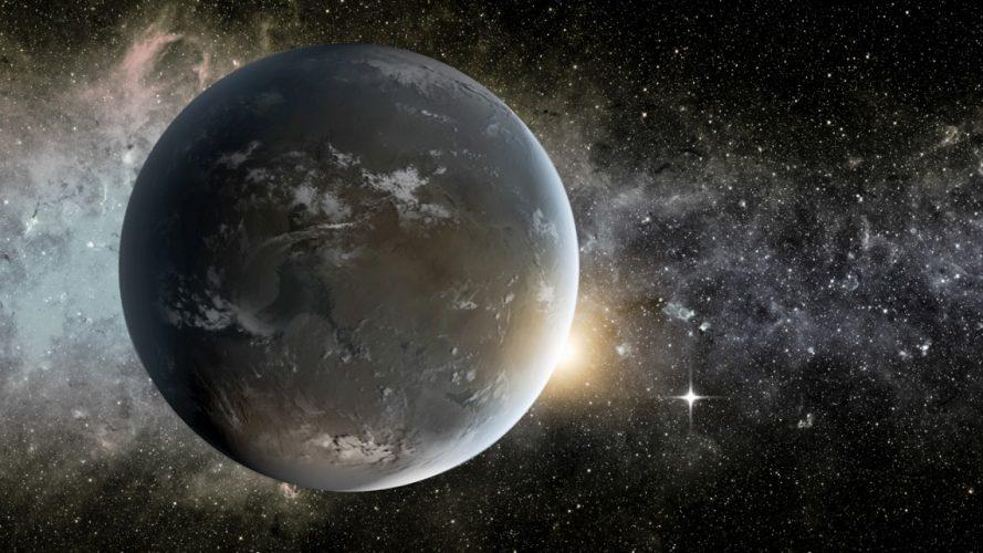 Ewolucja Ziemi wykorzystana jako przewodnik w polowaniu na egzoplanety