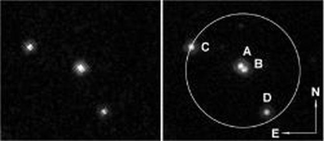 Swobodnie płynące gwiazdy w zgrubieniu centralnym Drogi Mlecznej