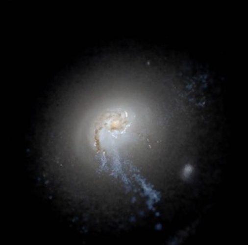 Czy Droga Mleczna wyrzuca gwiazdy do zewnętrznego halo?
