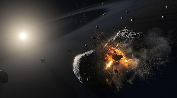 Odkryto planetę, której nigdy nie było