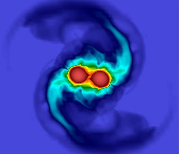 Nowy model fali grawitacyjnej pozwoli na odkrycie prawdziwej natury gwiazd neutronowych